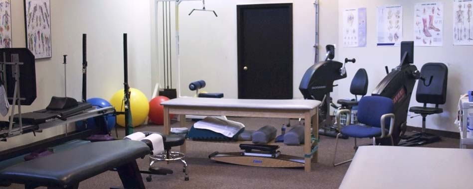 AHP Physical Therapy In-house Gym